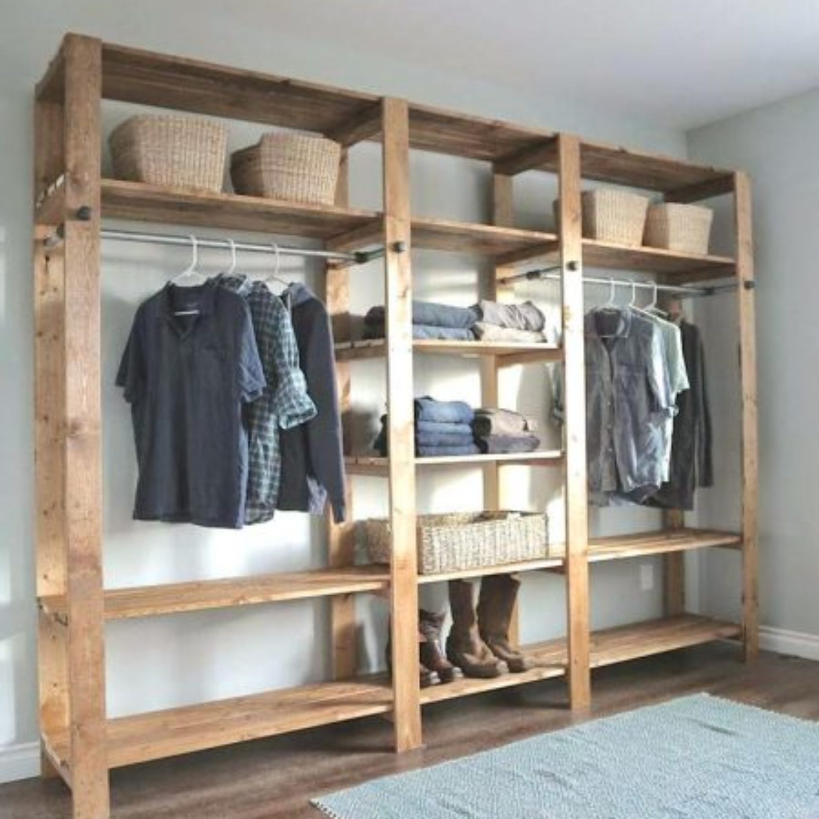 clothes-cupboard-storage-solutions-fixer-upper-style-101-free-diy-furniture-plans-clothes-closet-storage-solutions-baby-clothes-storage-cupboards-449×500